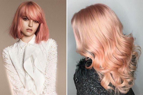 renkli saç bakımı